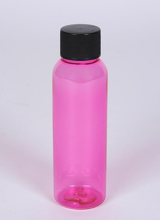 2 oz Pink PET Bullet 20-410 Finish
