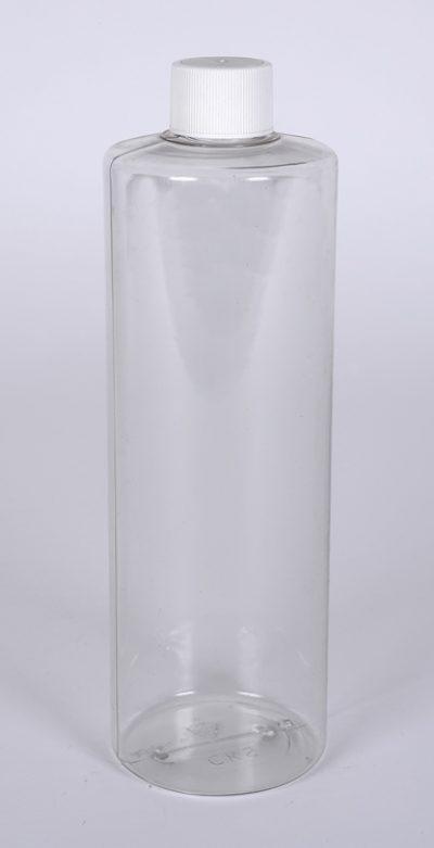 32 oz Clear PVC Plastic Cylinder