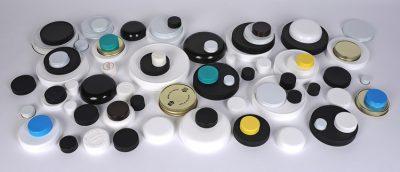 Polypropylene Caps