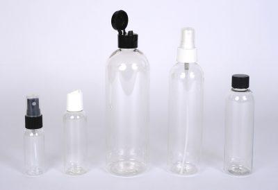 PET Bullet Bottles