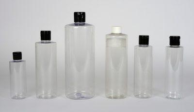 PVC Plastic Cylinders
