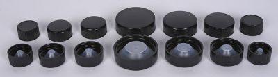 Phenolic Polycone Caps