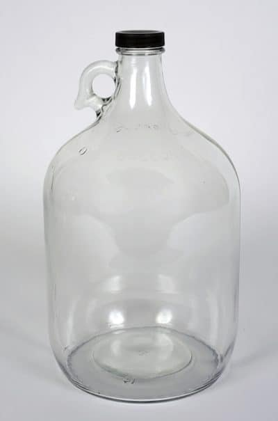 Wholesale Bottles 1 Gallon Flint Glass Jug