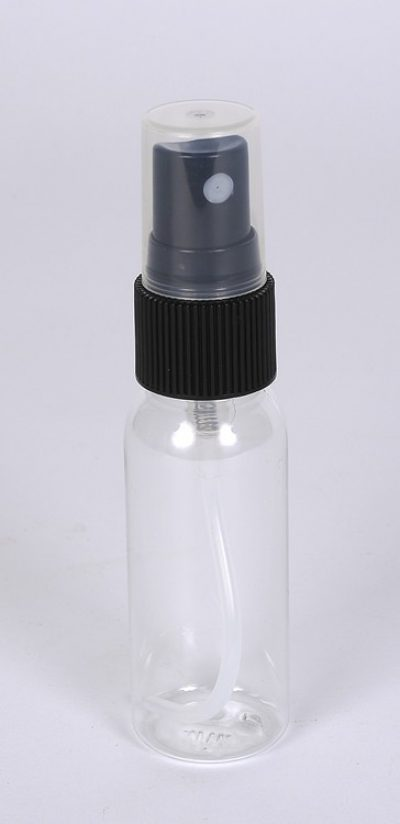 1 oz. Clear PET Bullet w/ 20-410 Finish