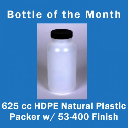 Bottle of the month larger